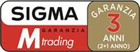 Mtrading Garanzia Italia 3 Anni