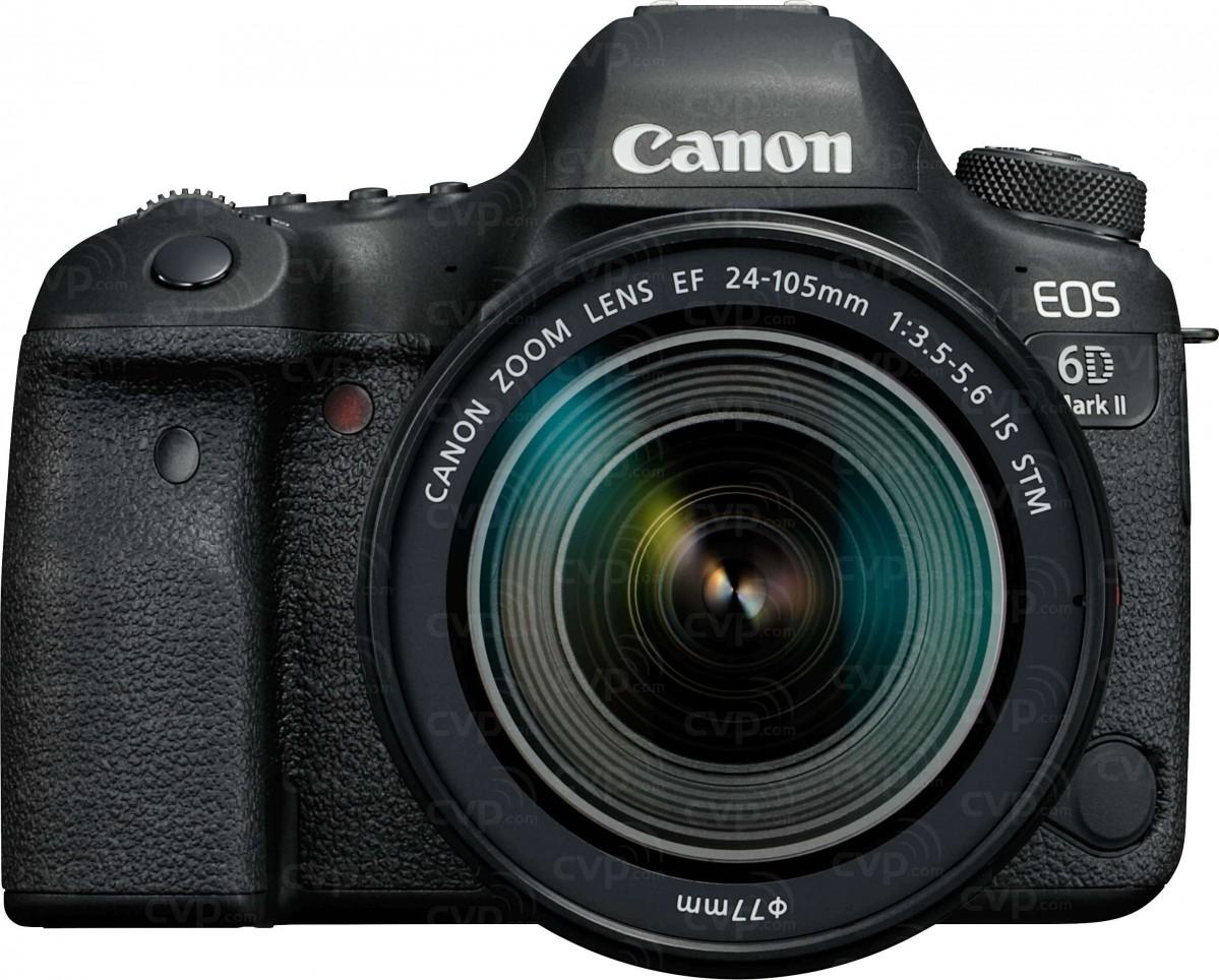canon 6d mark ii prezzo kit 24 105 offerte reflex