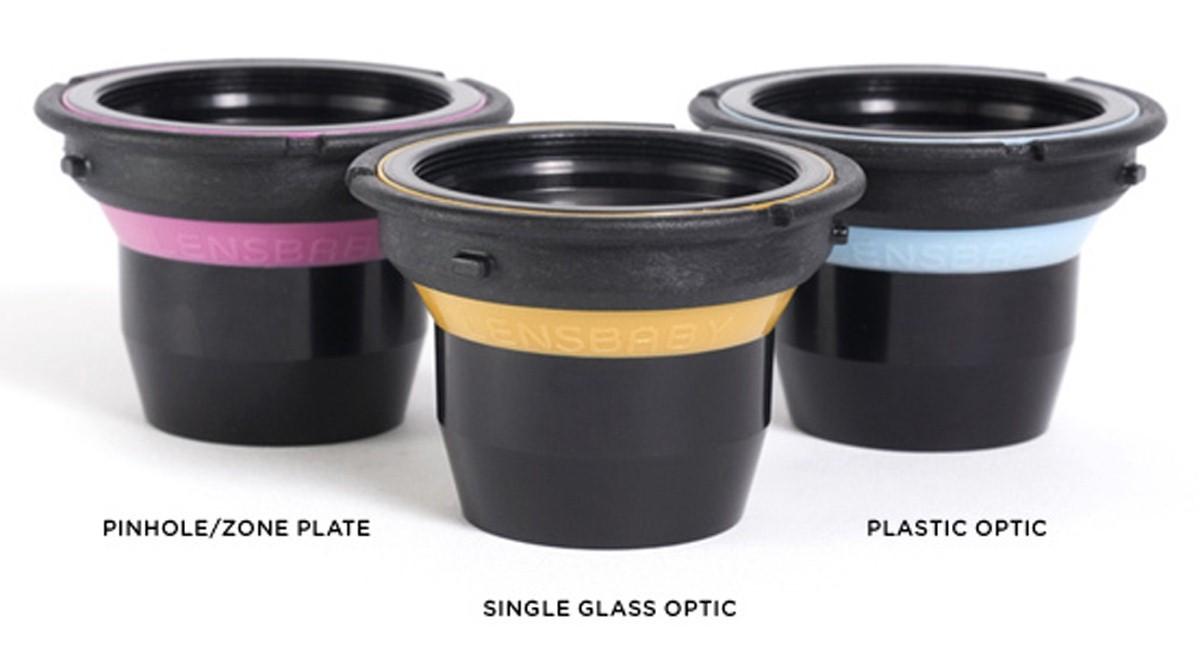Lensbaby LBOBUND Optic Kit (Canon)
