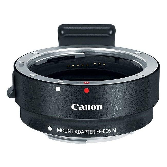 Adattatore Canon Mount Adapter EF - EOS M