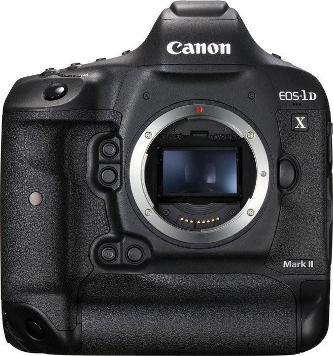 Fotocamera Digitale Reflex Canon EOS 1D X 1DX Body Mark II (Solo Corpo Macchina) Black