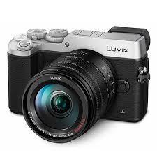 Panasonic Lumix DMC-GX8 Kit 14-140mm Silver (Menù Inglese)