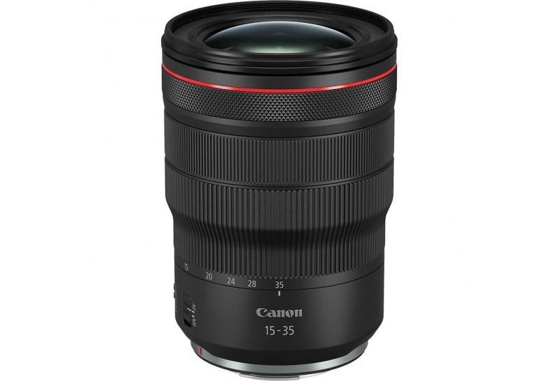 Obiettivo Canon RF 15-35mm F/2.8 L IS USM