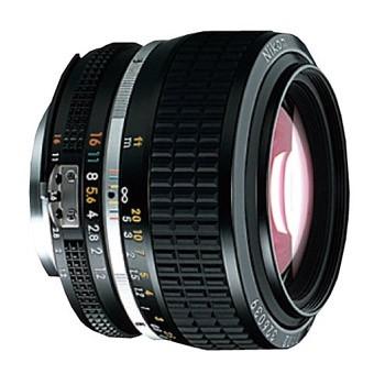 Obiettivo Nikon Nikkor AI-S 50mm f/1.2 Manual Focus