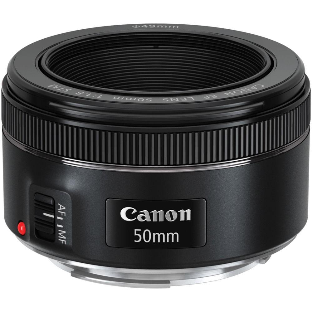 Obiettivo Canon EF 50mm f/1.8 STM