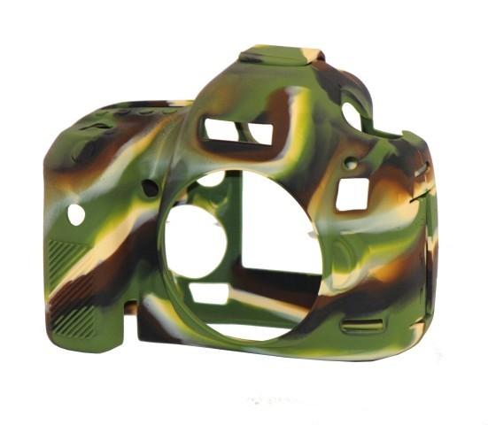 Camera Armor easyCover Silicone mimetico Canon 7D Mark II