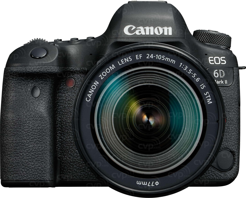 Fotocamera Digitale Reflex Canon EOS 6D Mark II Kit 24-105mm f/4.0 L IS USM