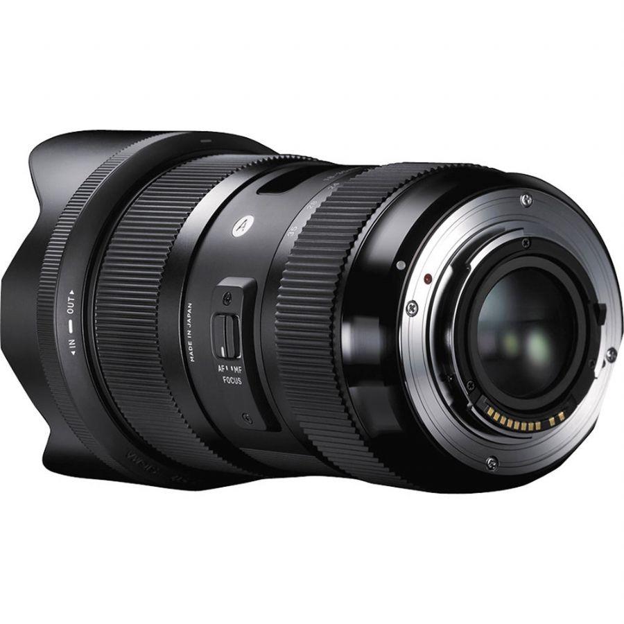 Obiettivo Sigma 12-24mm f/4.5-5.6 II DG HSM (Canon)
