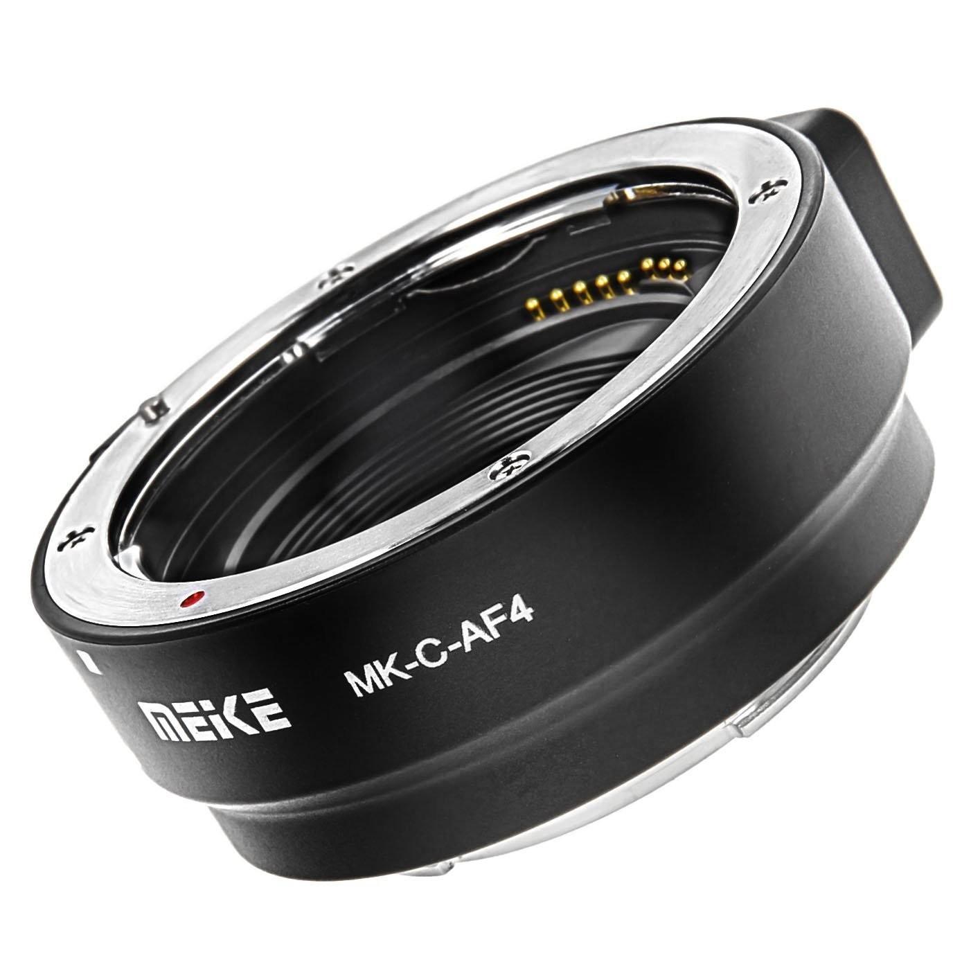 Meike anello adattatore Canon EF e EF-S su EOS
