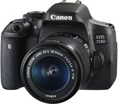 Canon 750D Kit + 18-55mm IS STM
