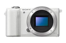 Sony Alpha 5000 a5000 Body (Solo Corpo) ILCE-5000 White (Menù Inglese)