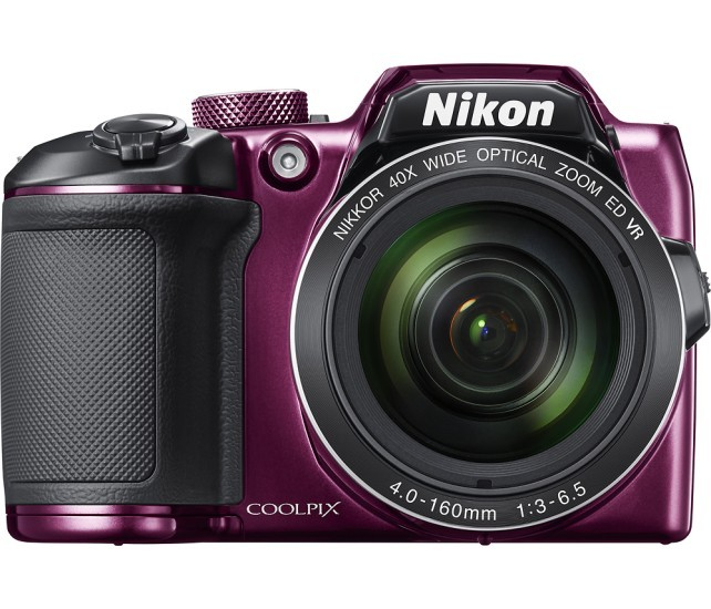 Fotocamera Bridge Nikon Coolpix B500 (Purple)