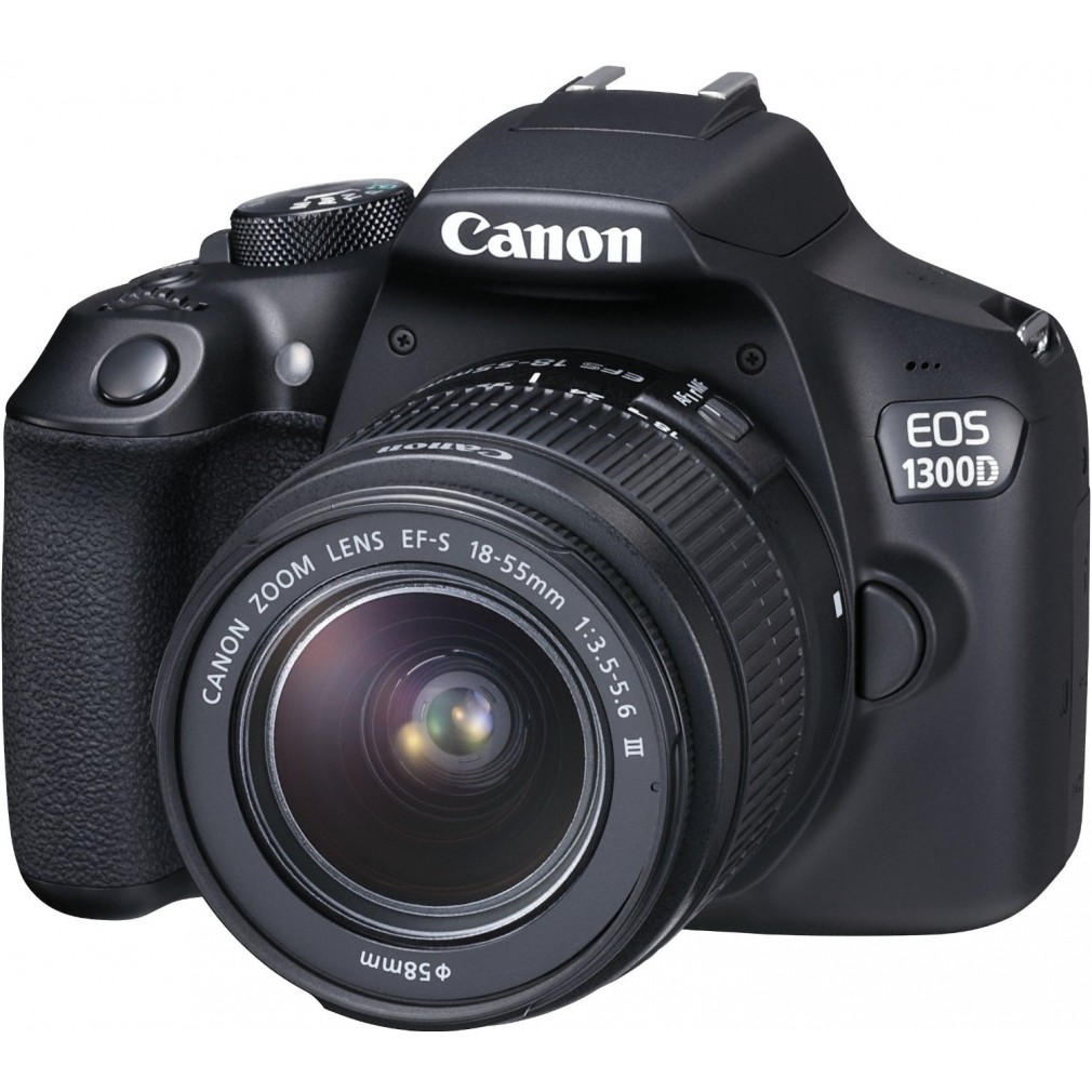 CANON 1300D Prezzo Kit 18-55mm | Offerte Reflex 1300D