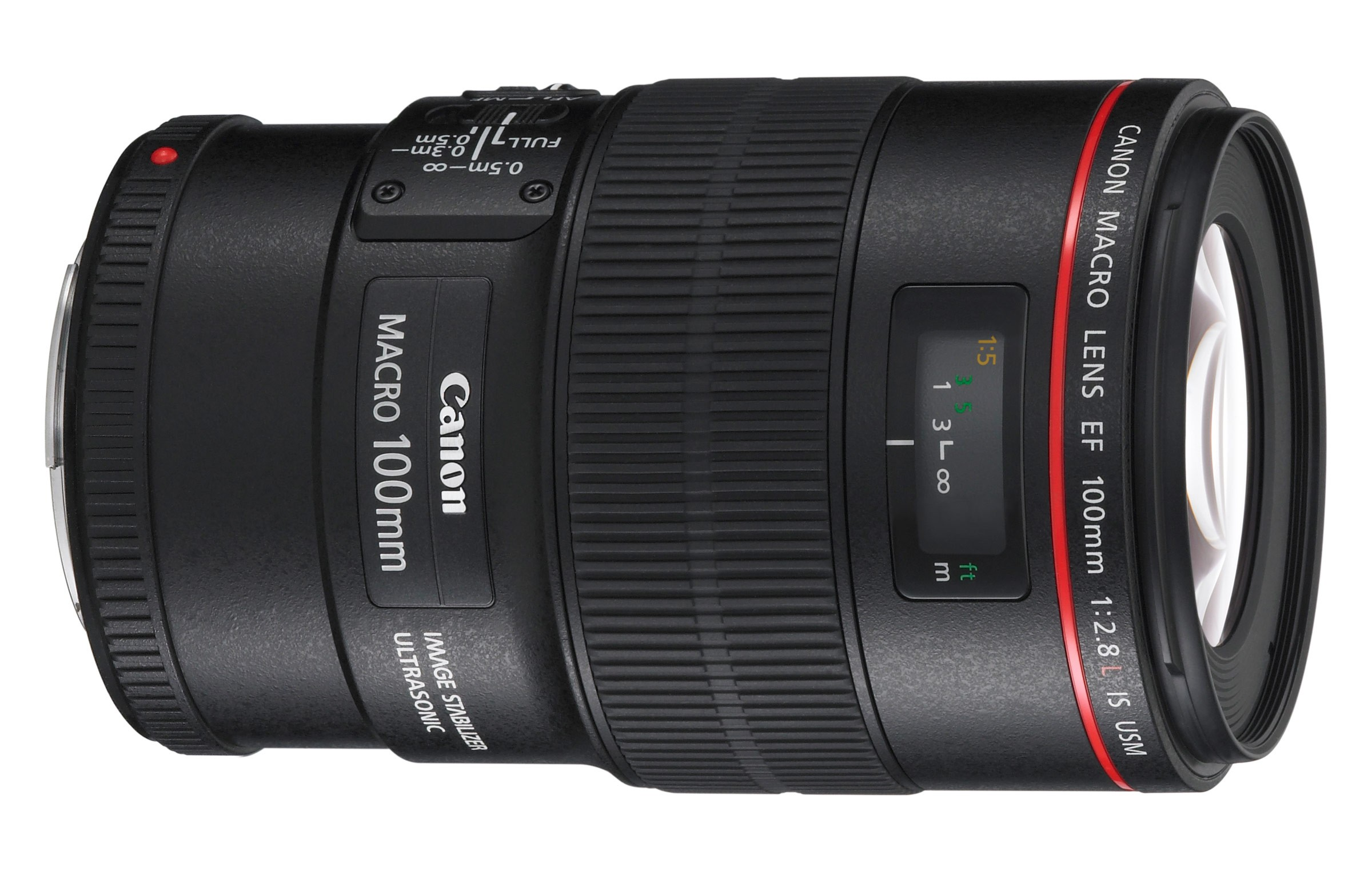 Obiettivo Canon EF 100mm f/2.8 L Macro IS USM