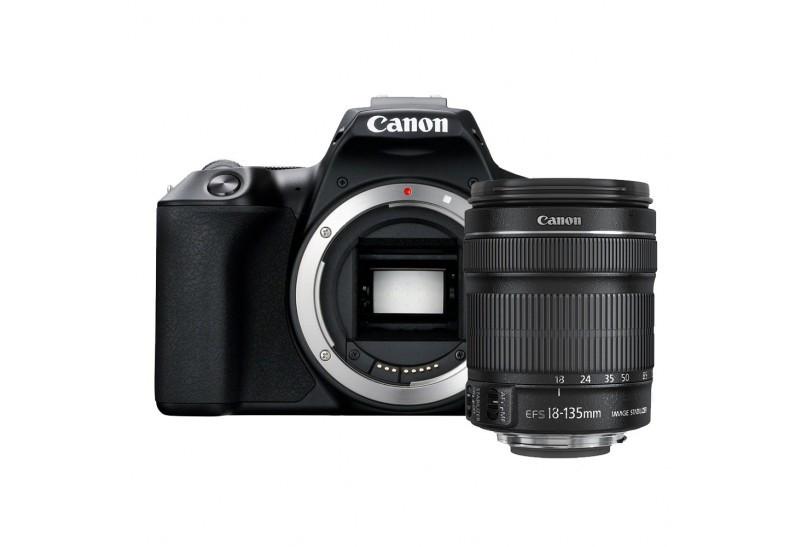 Fotocamera Digitale Reflex Canon EOS 250D +18-135mm IS STM