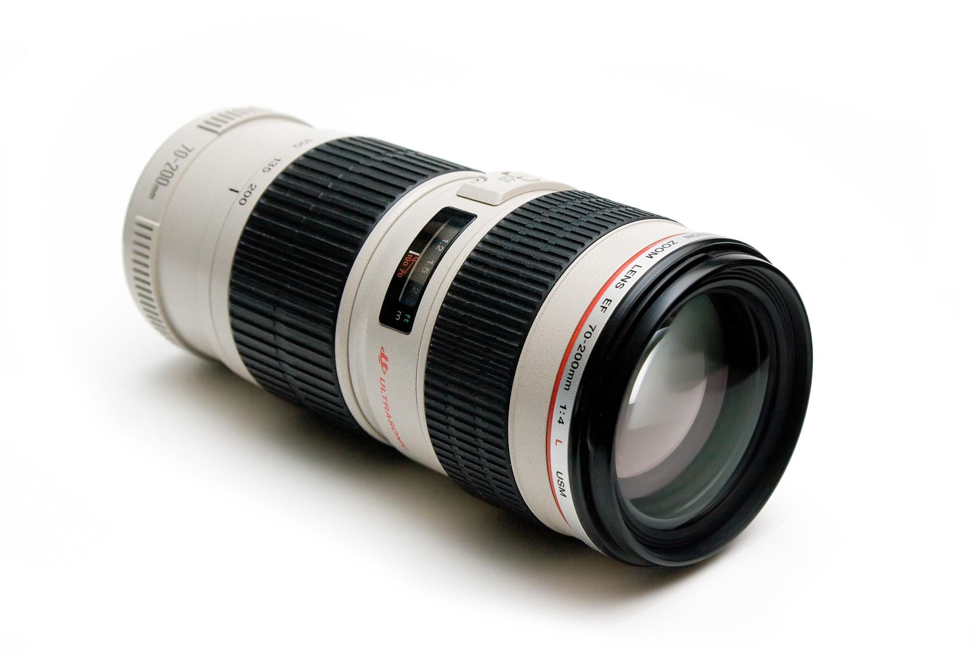 Obiettivo Canon EF 70-200mm f/4.0 L USM
