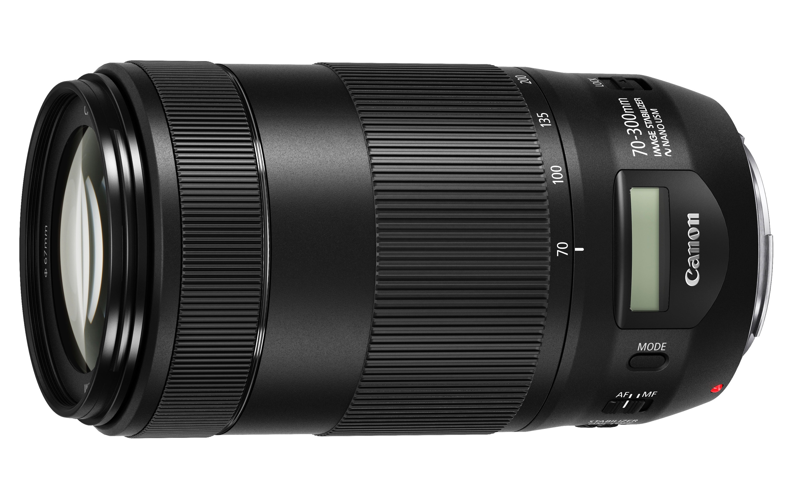 Obiettivo Canon EF 70-300mm f/4.0-5.6 IS II USM