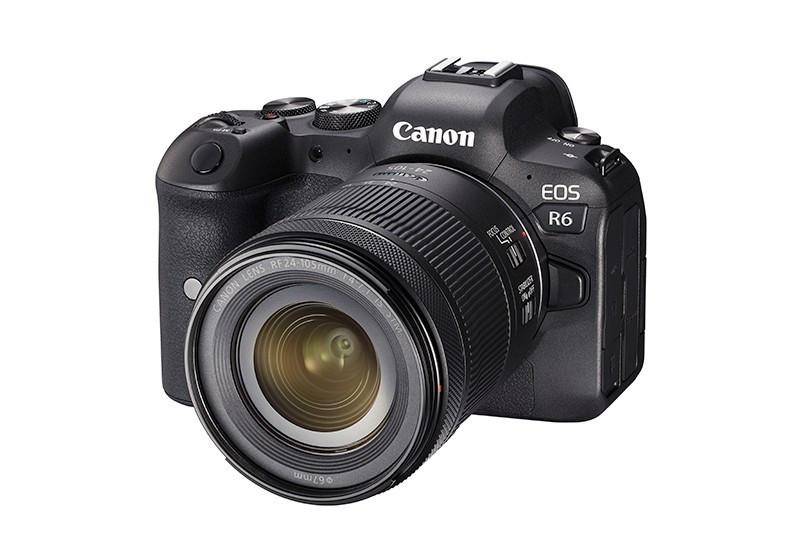 Canon EOS R6 + RF 24-105mm STM