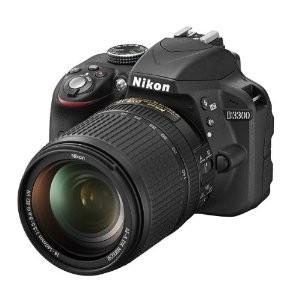 Fotocamera Digitale Reflex Nikon D3300 Kit + 18-140mm Nikon VR