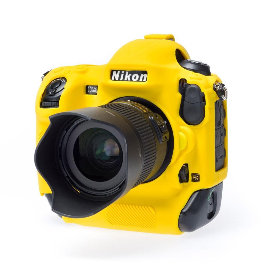 Camera Armor easyCover Silicone Yellow Nikon D4S