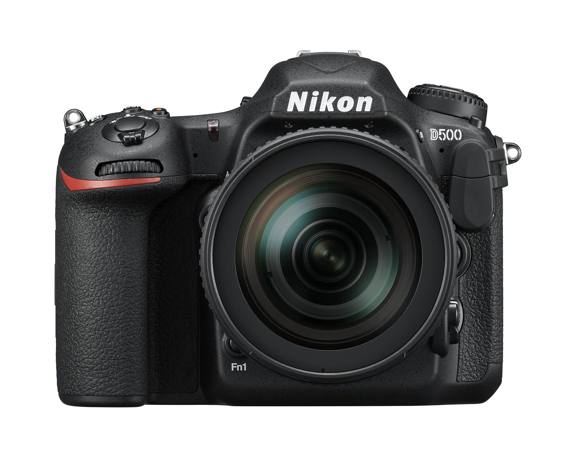 Fotocamera Digitale Reflex Nikon D500 Kit + 16-80mm Nikon VR