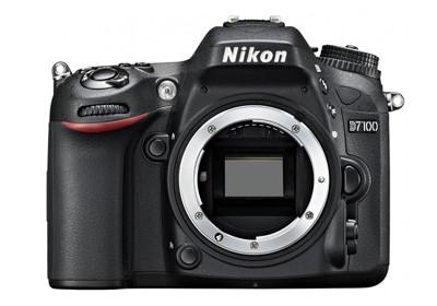 Fotocamera Reflex Nikon D7100 Body (Solo Corpo)