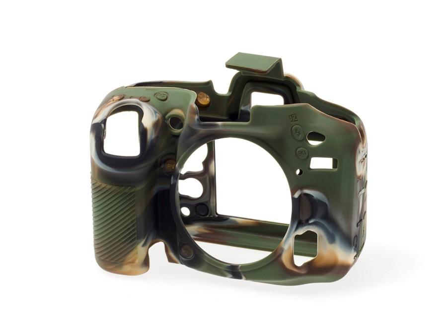 Camera Armor easyCover Silicone mimetico Nikon D7100
