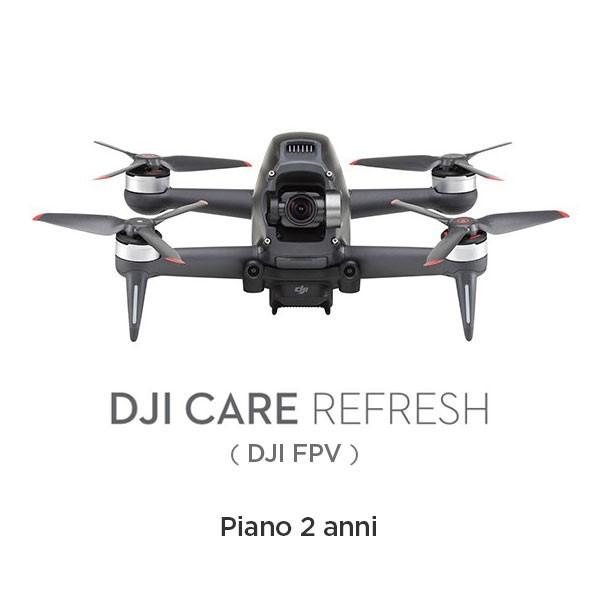 DJI Care Refresh Piano 1 Anno (DJI FPV)
