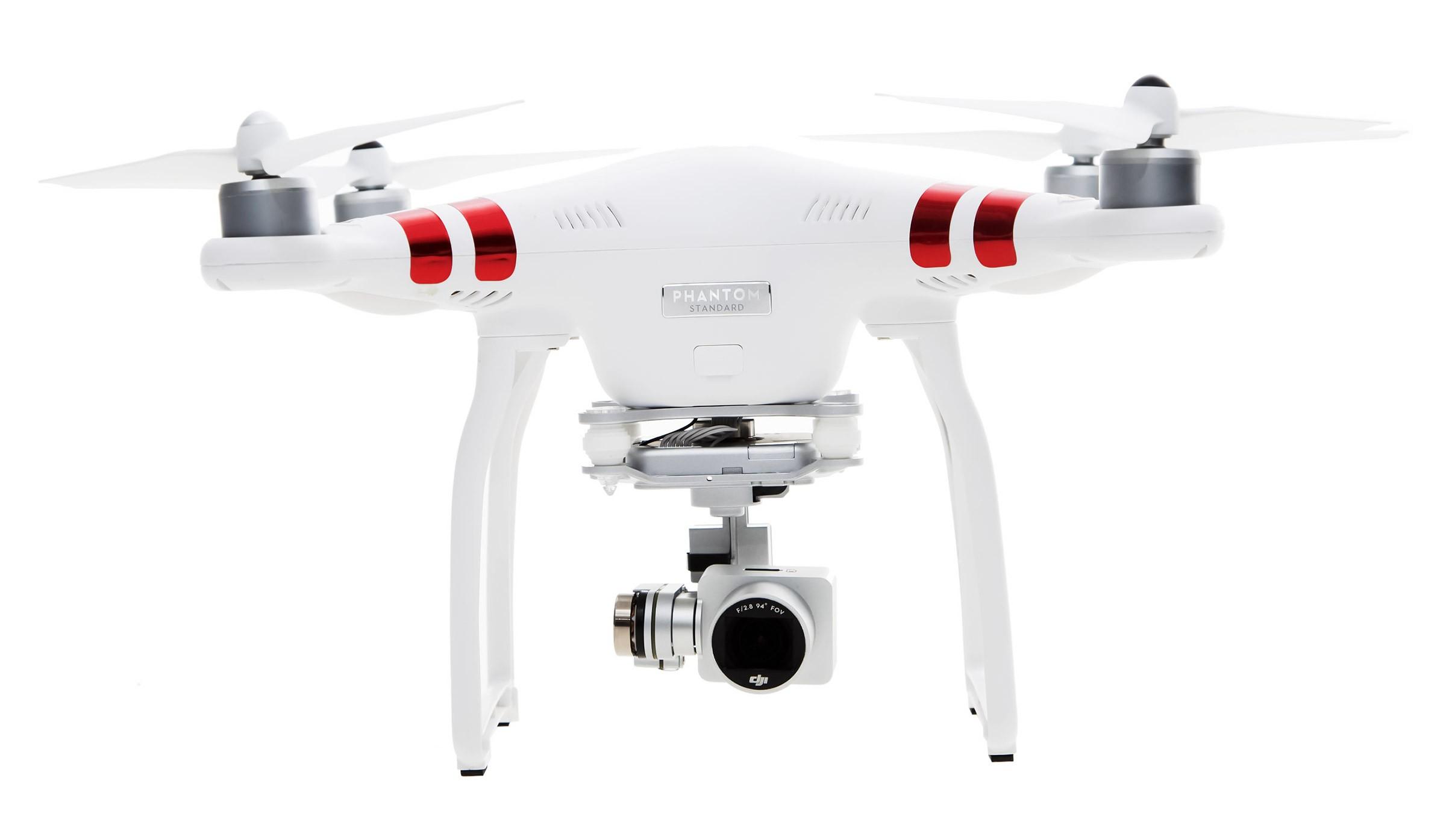 drone dji phantom 3 standard droni. Black Bedroom Furniture Sets. Home Design Ideas
