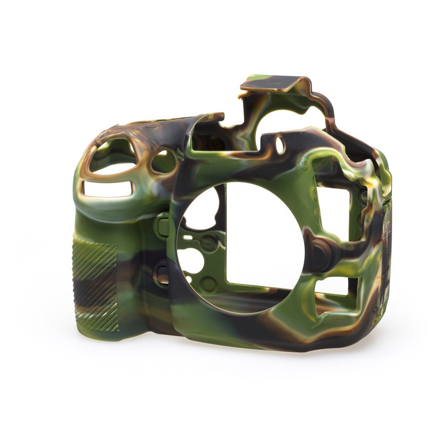 Camera Armor easyCover Silicone mimetico Nikon D810