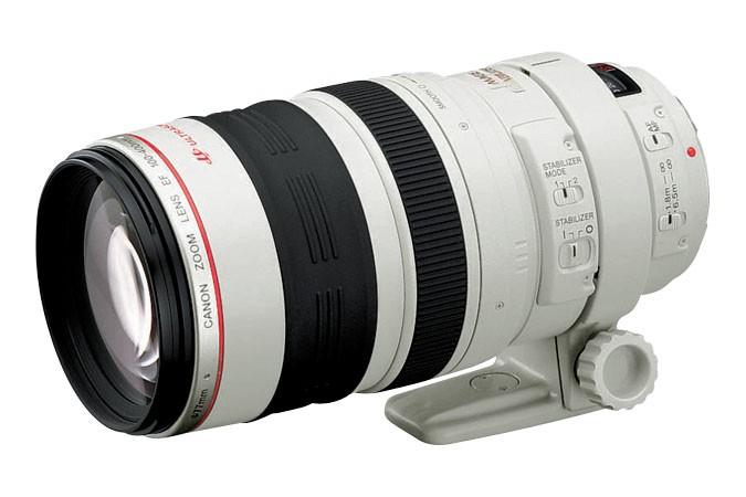 Obiettivo Canon EF 100-400mm f4.5-5.6L IS USM