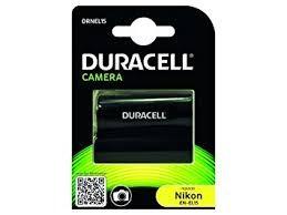 Batteria Duracell Compatibile Nikon EN-El15
