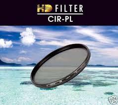 FILTRO Hoya HD Polarizzatore Circolare Slim 52mm