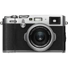 Fotocamera Compatta Fujifilm FinePix X100F Silver Garanzia Fujifilm Italia