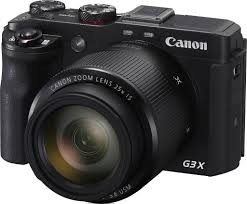 Fotocamera Digitale Compatta Canon Powershot G3 X G3X Black