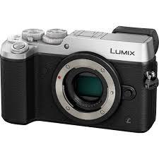 Panasonic Lumix DMC-GX8 Body Silver