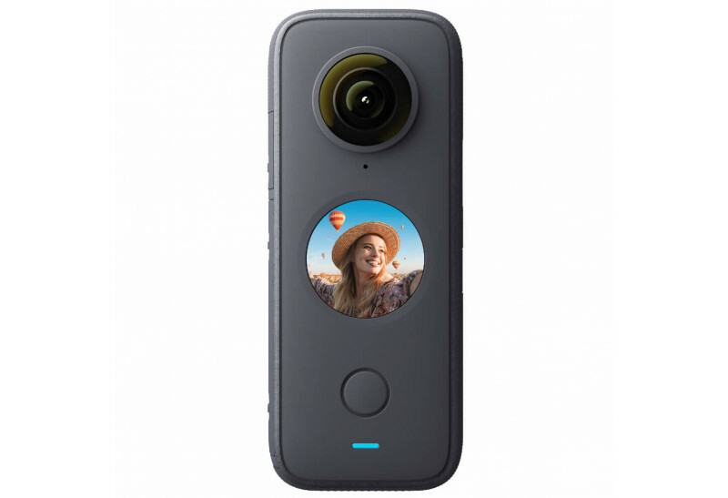 Insta360 ONE X2 action cam a 360 gradi