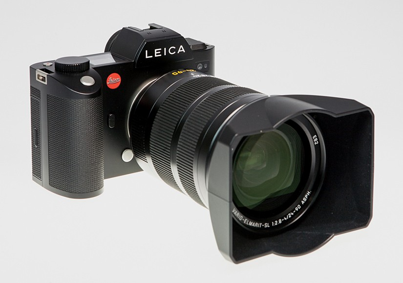 Leica SL + 24-90mm Kit