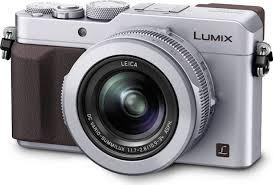 Fotocamera Digitale Compatta Panasonic Lumix DMC- LX100 Silver