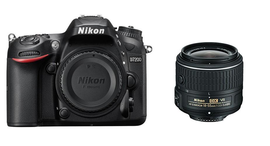 Nikon D7200 prezzo kit 18-55 | Offerte Reflex