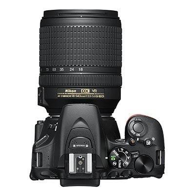 Fotocamera Digitale Reflex Nikon D3500 + AF-S 18-140mm f/3.5-5.6G VR