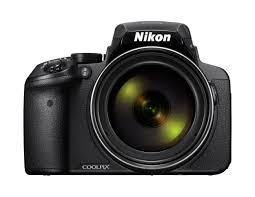 Fotocamera Bridge Nikon Coolpix P900 Black