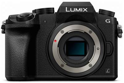 Fotocamera Mirrorless Panasonic Lumix DMC-G7 Body