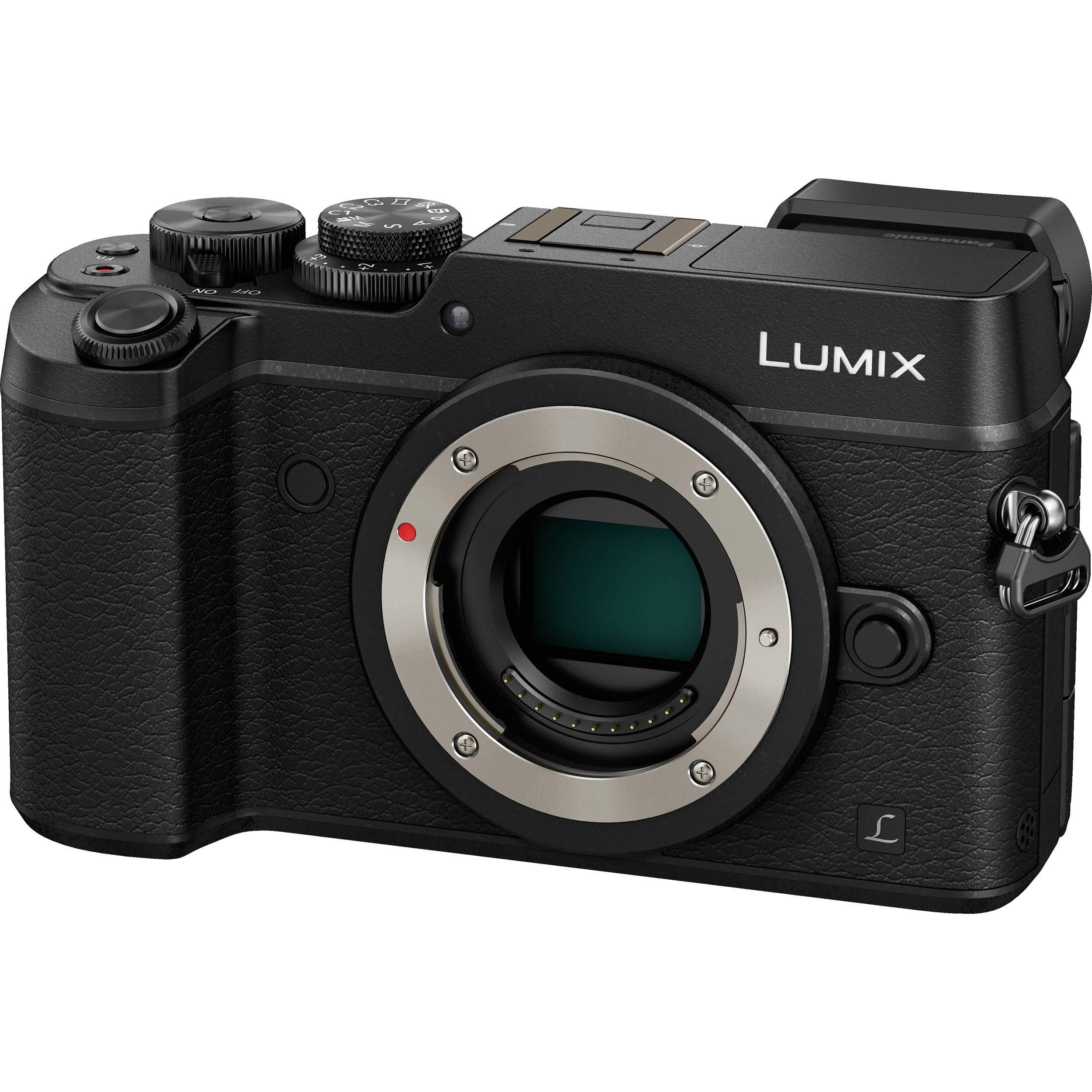 Panasonic Lumix DMC-GX8 Body Black