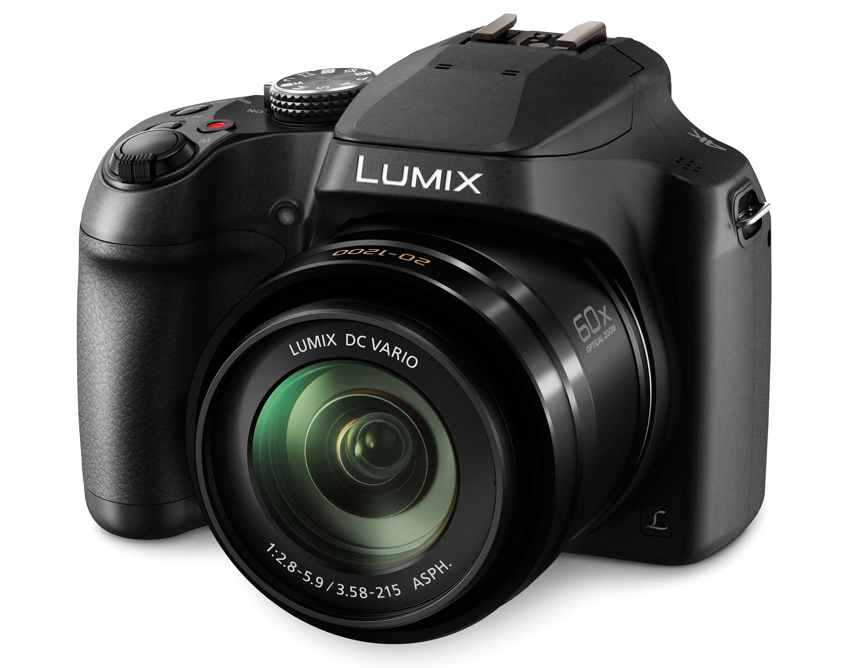 Fotocamera Bridge Panasonic LUMIX DMC-FZ82 Black