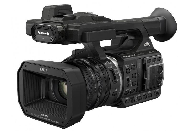 Videocamera Ultra HD 4K Panasonic HC-X1000