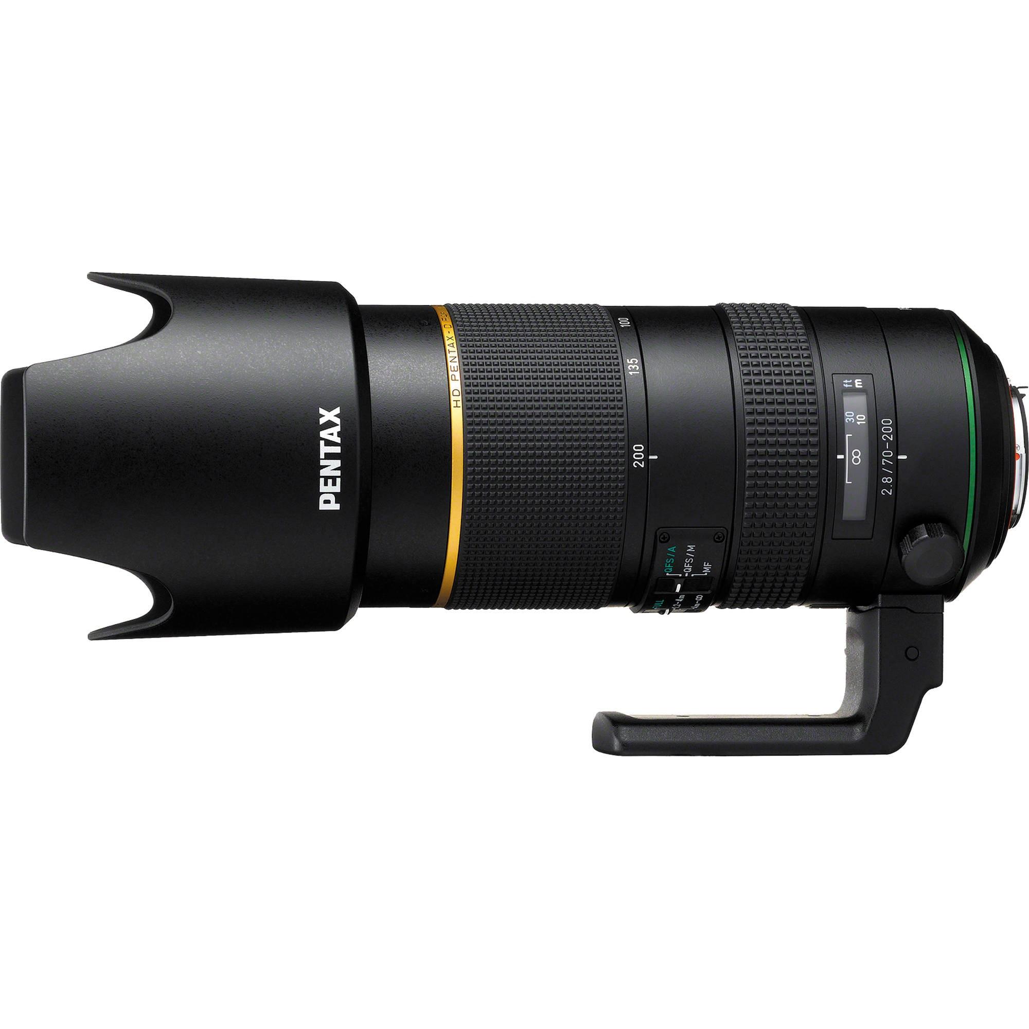 Pentax HD FA* 70-200mm f/2.8 ED DC AW
