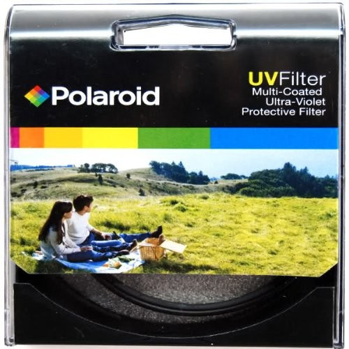 Filtro UV Polaroid Ultra Slim 1mm UV Protector 72mm
