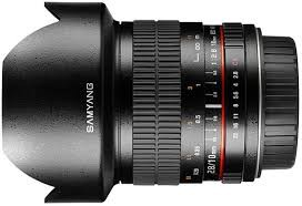 Samyang 10mm f/2.8 ED AS NCS CS (Sony A-mount) Garanzia FOWA 5 anni