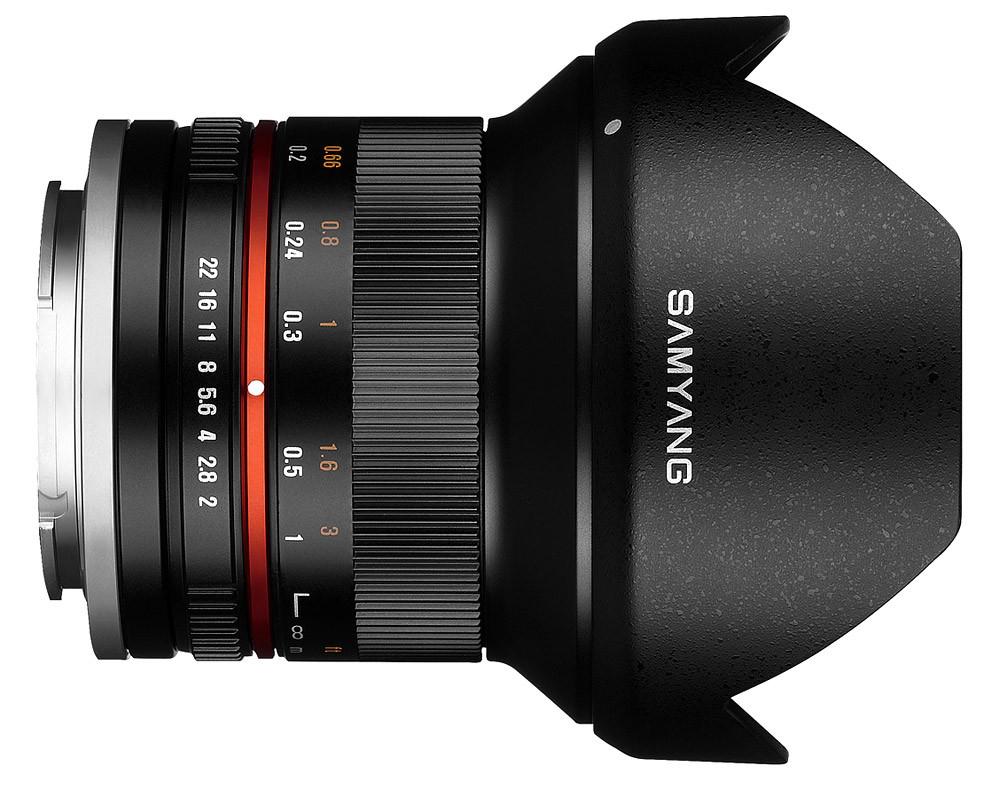 Samyang 12mm f/2.0 NCS CS (M4/3)